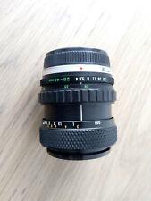 Olympus OM System S Zuiko 28-48mm f/4 Manual MF Zoom Lens