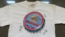 VINTAGE Simms Fishing Products T-Shirt Size S