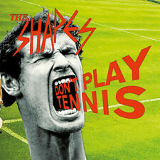 """THE SHAPES DON'T PLAY TENNIS / WE'RE NOT VERY FAMOUS LTD 7"""" VINYL SEAT004 PUNK"""