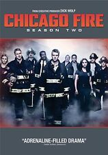 Chicago Fire . The Complete Season Two . 2. Staffel . 5 DVD . NEU . OVP