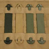 "Blackhawk S.T.R.I.K.E. Foliage Green 3"" Speed Clips (6-Pack) - 38C306FG"