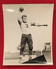 Antique 1930's Bronko Nagurski Chicago Bears Original Press Photo Early Football