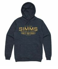 Simms Wader Manufacturer Hoodie - Size XL - 2XL - Color Navy Heather - NEW!