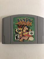 Banjo-Tooie (N64) Tested. Nintendo 64