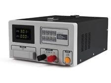 ALIMENTATION DE LABORATOIRE A DECOUPAGE 0-60V CC / 0-30A MAX /  AFFICHEUR LED