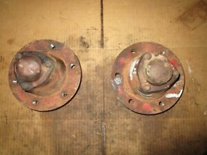 Front Hubs for International 300 & 350 Utility