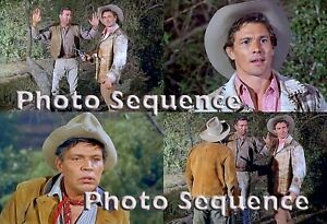 LAREDO William Smith Neville Brand PHOTO Sequence #01