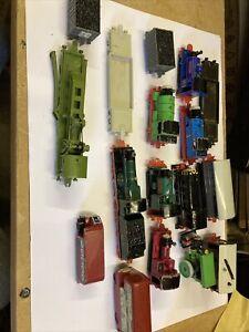 Large Thomas Tank Engine trains ERTL Bundle Diecast Plastic