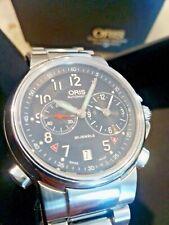 ORIS GMT Worldtimer Artelier Automatic Stainless Steel watch