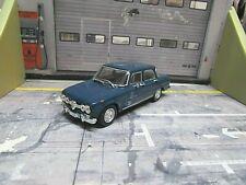 ALFA ROMEO Giulia 1300 1600 blau blue 1966 - 1972 Altaya Atlas S-Preis 1:43