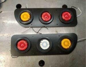 COPPIA fanali posteriori TERRANO 2 LED