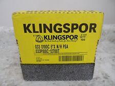 Klingspor 033 0100c 5x Nh Psa 57200 15 C