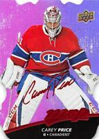 2017-18 Upper Deck MVP Colors and Contours Hockey Cards Pick From List