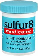 Sulfur8 Medicated Anti-Dandruff Conditioner Light Formula 4 oz