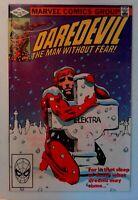 Daredevil #182 Marvel 1982 VF/NM Bronze Age Comic Book 1st Print