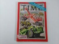 TIME MAGAZINE June 24 1957 Roadbuilders, Marilyn Monroe, Igor Stravinsky, Ads
