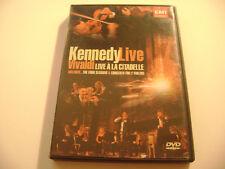 Nigel Kennedy Live - Vivaldi Live À La Citadelle (DVD) Polish Chamber Orchestra