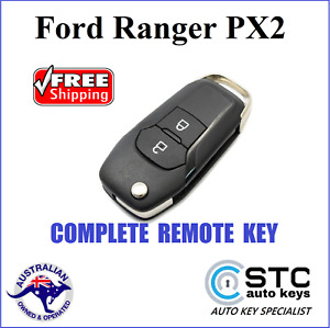 FORD RANGER PX2 PX 2 2015 2016 2017 2018 2019  COMPLETE REMOTE FLIP KEY FOB