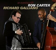 Ron Carter and Richard Galliano - Live At The Theaterstubchen Kassel [CD]