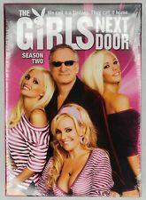 The Girls Next Door - Season Two 2 (DVD, 2009, 3-Disc Set) New Sealed