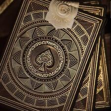Citizens Playing Cards Theory 11 Luxury Gold Foil Embossed Deck
