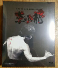 Bruce Lee Collectible Limited Edition Blu Ray Photo Card 4 Disk Set Film Sealed