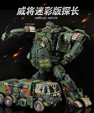 TRANSFORMERS - Armor inspector Hound age of extinction Wei jiang