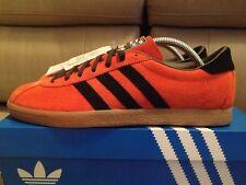 Adidas Trinidad Size 8 Surf Red Deadstock 80s Retro Football Casuals BNIB