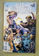 The War That Time Forgot (2008, DC) 9.2 NM-   set  #1 -  4