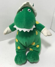 "The Wiggles Dorothy The Dinosaur Plush Spin Master 7"" 2003 Retired Rosasaur"