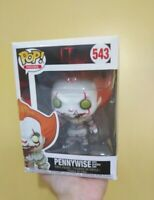 Funko pop it pennywise payaso película television figure figura coleccion joker