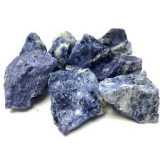 Rough Sodalite Stones 1/2 lb Lot Free Shipping