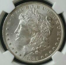 1885 O $1 Morgan Silver Dollar NGC MS63