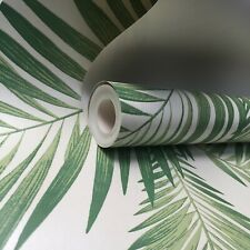 Arthouse Quality Tropical Palm Tree Leaves Green Jungle Nature Wallpaper 906802