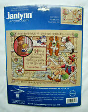 """Janlynn / Sandy Orton """"For My Son"""" Counted Cross Stitch Kit"""