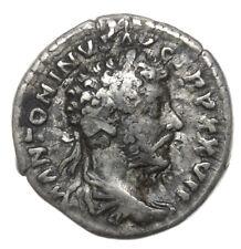 Marcus Aurelius (161-180 AD) - AR Denarius (Mars) / not in RIC - Extremely Rare!
