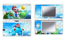 Mario Galaxy 114 Vinyl Decal Cover Skin Sticker for Nintendo DS Lite DSL NDSL