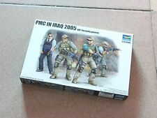 "Trumpeter 1/35 #00420 PMC in Iraq ""VIP Security Guards"""