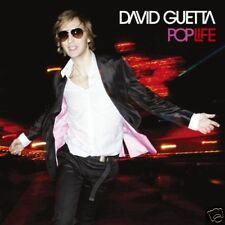 DAVID GUETTA = pop life = CD =  ELECTRO DISCO HOUSE GROOVES !!