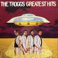 THE TROGGS Greatest Hits CD BRAND NEW Wild Thing