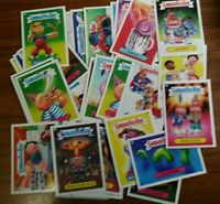 2013 Garbage Pail Kids GPK Lot of 50 assorted from series 3, Funny Cartoon MINT