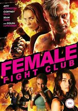 Female Fight Club (DVD) Dolph Lundgren, Amy Johnston, Cortney Palm