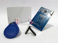 Lettore RFID 13,56MHZ CON portachiavi e card