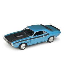 WELLY 1:24 1970 DODGE Challenger T/A Diecast Alloy Model Cars Gift Unopened Box