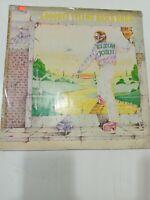 ELTON JOHN GOODBYE YELLOW BRICK ROAD RARE double 2 LP record vinyl INDIA VG+