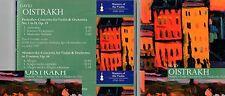David Oistrakh Prokofiev-Violin Concerto No. 1 Miaskovsky Violin CD (Box45)