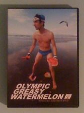 OLYMPIC GREASY WATERMELON   DVD  includes insert