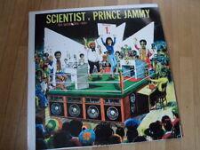 SCIENTIST vs. PRINCE JAMMY/BIG SHOWDOWN/JA JAH GUIDANCE RE LP