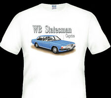 HOLDEN  WB STATESMAN CAPRICE  308 V8  WHITE TSHIRT MEN'S  LADIES  KID'S  SIZES