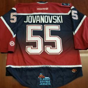 Ed Jovanovski Vintage Vancouver Canucks Koho Jersey